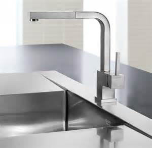 Contemporary Kitchen Faucet by Kitchen Sink Faucet Indispensable A Modernity Interior