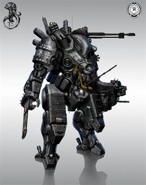 what is mecha helldiver mecha by sttheo on deviantart