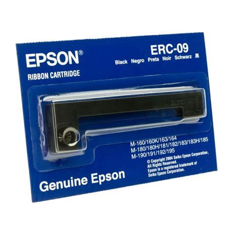 Pita Epson Erc 09 Erc 22 fita matricial epson original erc 09 epson m 160 160k 163 164 m 180 180h 181 182 183