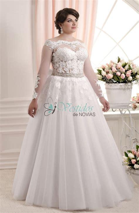 fotos vestidos de novia con escote en la espalda illapel vestidos de novia para rellenitas 2017 elegante