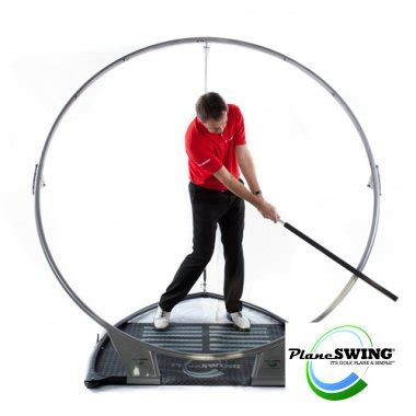 golf swing plane trainer planeswing 174 golf system swing plane trainer