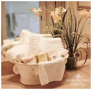 Bathroom Towels Decoration Ideas Bathroom Decorating Ideas To Help You Create Your Own
