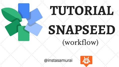 tutorial snapseed 2015 como usar o snapseed aplicativo para edi 231 227 o de fotos
