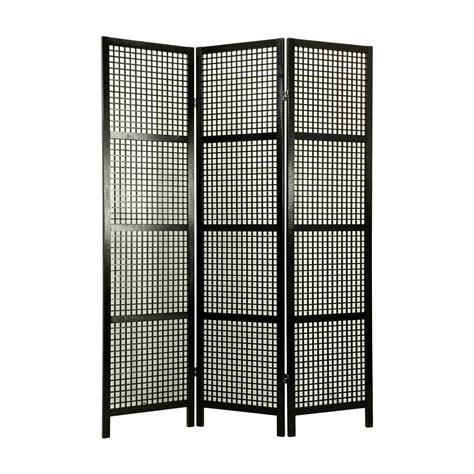 shoji screen room divider furniture ssmiyagi 6 ft miyagi shoji screen room divider atg stores