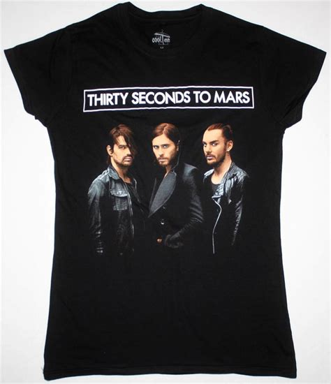 Hoodie Secont To Mars Jidnie Clothing 30 seconds to mars photo world tour 2014 alternative rock new black t shirt ebay