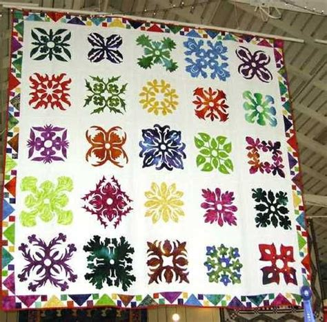Hawaiian Handmade Quilts - 17 best images about quilt ideas hawaiian quilts on