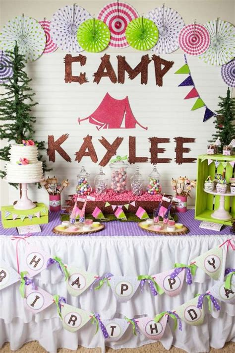 themes for girl bday parties 10 popular tween girl birthday party ideas catch my party