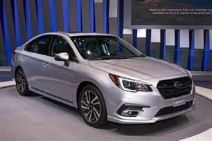 Legacy Subaru 2018 Subaru Legacy Review Ratings Specs Prices And