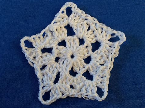 crochet snowflake patterns guide patterns