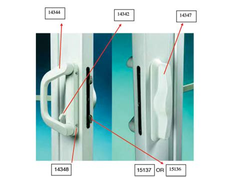 Parts Of A Sliding Glass Door Tandem 1 1 4 Inch Steel Wheel Roller Assembly Vinyl Sliding Door