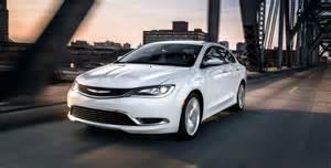 Chrysler Import 2017 Chrysler 200 Is The Signature Sedan You Ve Been