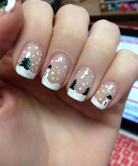 images of christmas nail art 40 festive and fabulous christmas nail art designs all