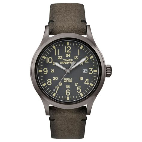 Timex Expedition Scout timex expedition scout black black