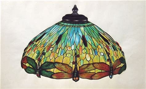 louis comfort tiffany dragonfly l design for tiffany dragonfly l by louis comfort tiffany