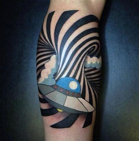 optical illusion tattoo 100 optical illusion tattoos for eye deceiving designs