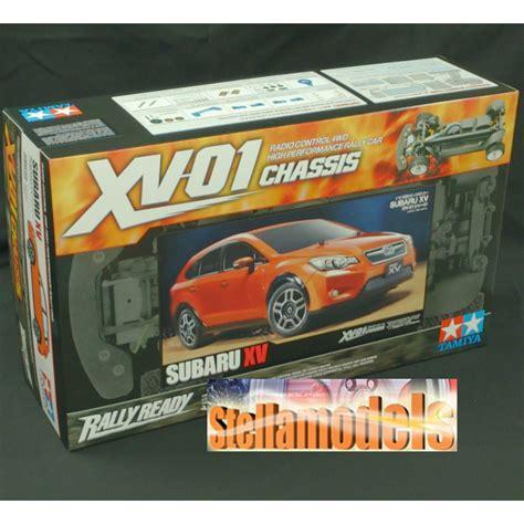 Diskon Tamiya 1 10 Xv 01 Subaru Xv Ep 58562 tamiya 58562 xv 01 subaru xv