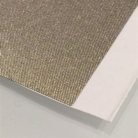 printable fabric with adhesive 2 99 adhesive conductive fabric swatch tinkersphere