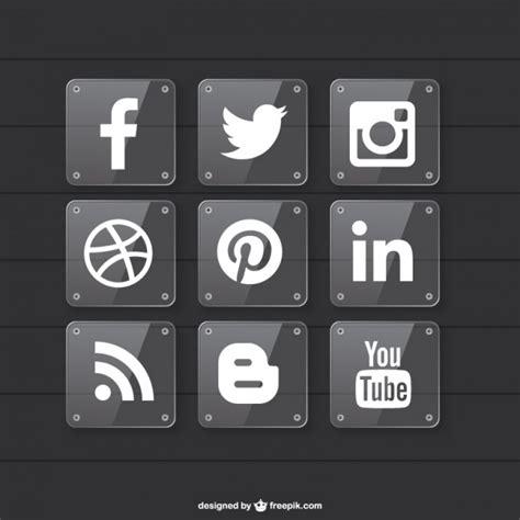 imagenes de redes sociales sin fondo iconos de redes sociales con fondo transparente