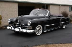 1948 Cadillac Convertible For Sale 1948 Cadillac Upholestry