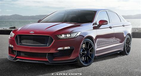 future ford taurus carscoops ford taurus