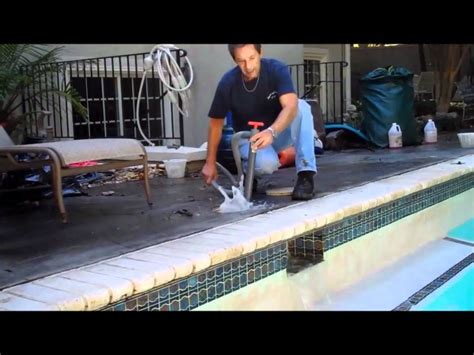 pool pipes with air compressor winterization
