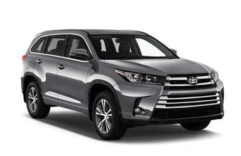 Toyota Highlander Incentives 2017 Toyota Highlander Auto Lease Deals New York