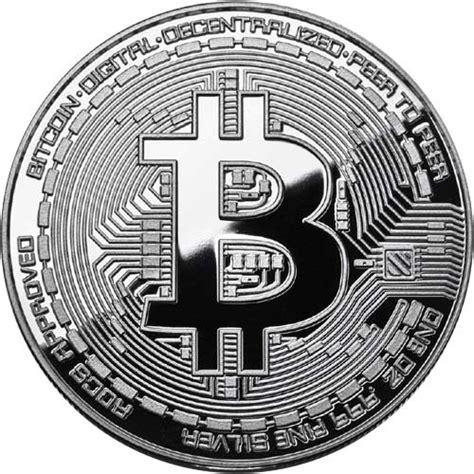 bitcoin silver 1 oz proof silver bitcoin commemorative round jm bullion