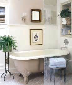 light and airy updated vintage bath before and after
