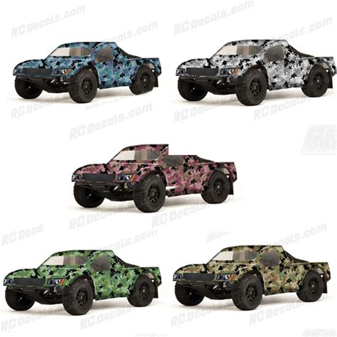 rc boat decals for sale sc 10 team associated rc decal digital camo any color