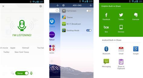 dolfin browser android dolphin browser for android 10 2 8 now available for