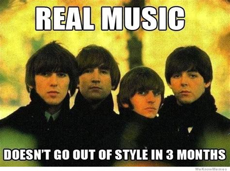 Beatles Meme - image 635823 the beatles know your meme