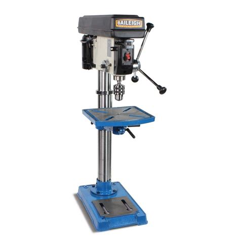 best table top drill press baileigh industrial dp 1512b 110v 15 quot bench top drill