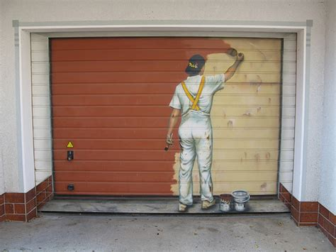 painting garage doors rc garage door repair