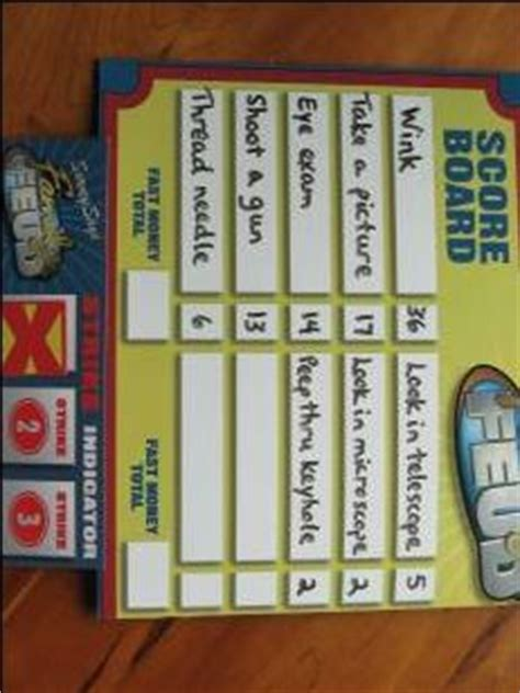 1000 Ideas About Homemade Board Games On Pinterest How To Make Your Own Family Feud On Powerpoint