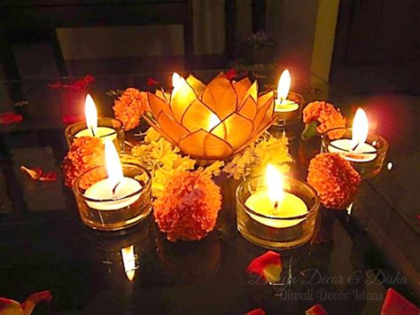 Diwali Decoration For Home Design Decor Disha An Indian Design Decor Diwali Decor Ideas