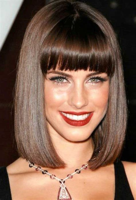 2016 haircuts with short bangs 2017 haircuts hairstyles