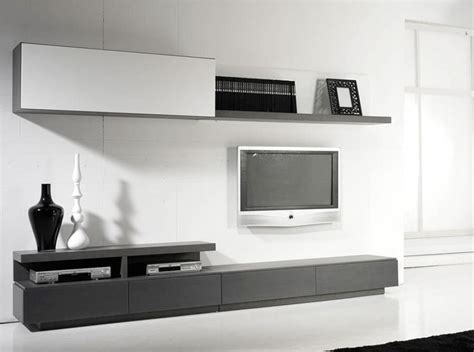 modern wall storage all in one contemporary wall storage system shelving tv