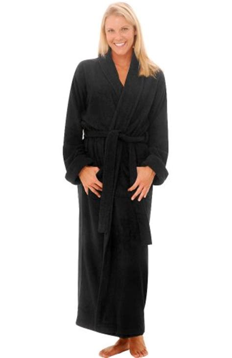 full length bathrobe kosin store womens cloths women s luxurious terry cotton