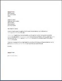formal letter to teacher formal letter template