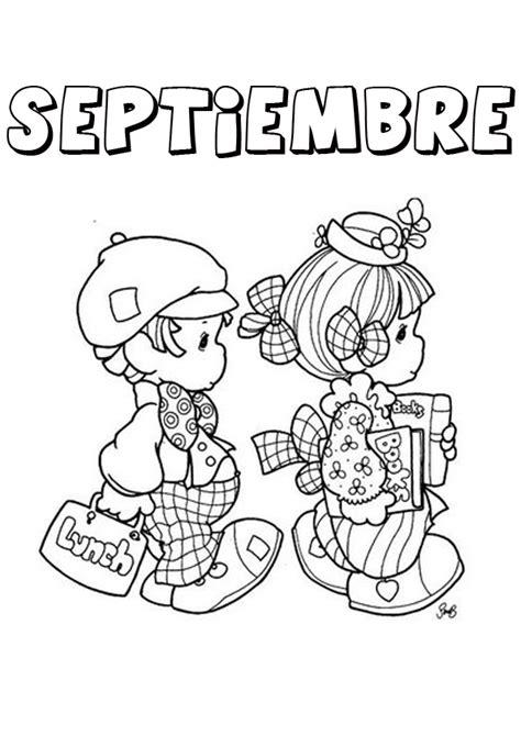 imagenes de octubre negro im 225 genes para colorear del mes de septiembre banco de