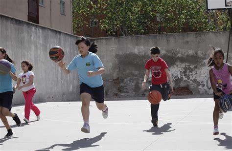 imagenes de niños jugando reales los otros deportistas de la caja m 225 gica noticias de sociedad