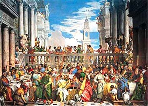 Wedding Feast At Cana Luke by Laleocafe 187 The Kingdom Of Heaven The Kingdom Of God