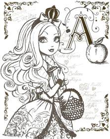 after high coloring free coloring pages of apple after high