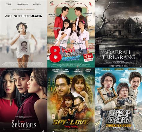 film indonesia unrated daftar 8 film indonesia rilis tayang september 2016