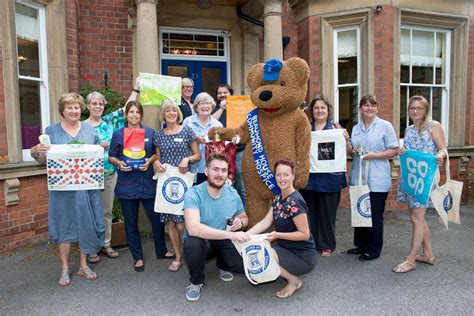 helpers needed  raise bags  money  hospice