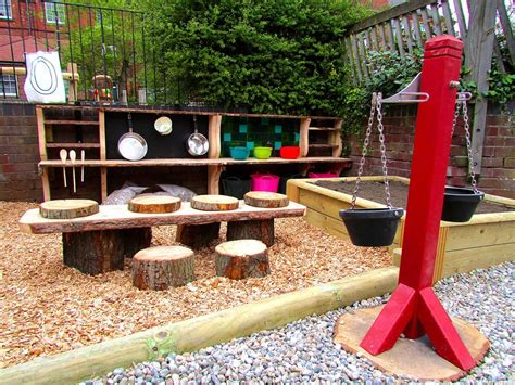 the interactive elements of playgrounds provided by