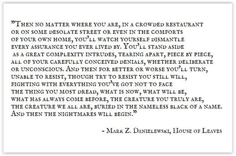 house of leaves quotes house of leaves quotes images frompo 1