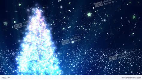 abstract christmas tree 1 stock animation 8299710