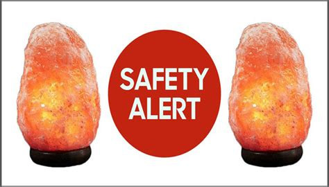 himalayan salt l fire hazard 80 000 rock salt ls recalled due to electric shock and