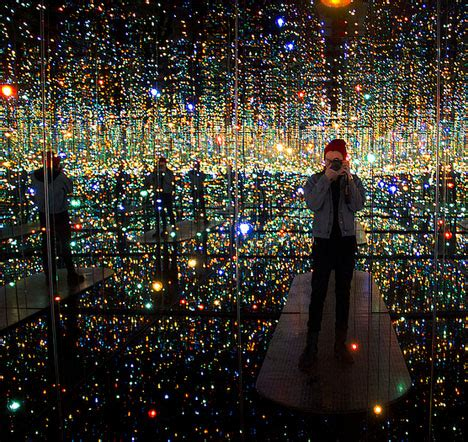 Room Of Mirrors by Infinity Rooms Mirrored Spaces Reflect Endless Starlight